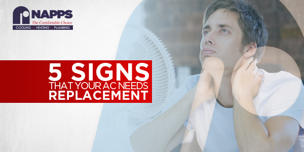 5 Signs That Your AC Needs Replacement
