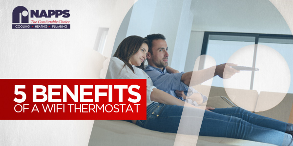 5 Benefits Of A Wi-Fi Thermostat