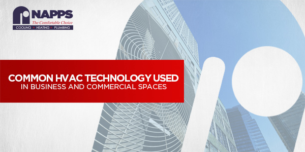 Common HVAC Technology Used in Business and Commercial Spaces