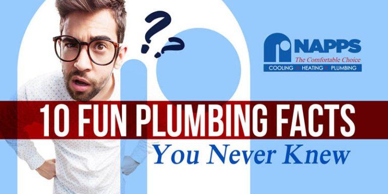 10 Fun Plumbing Facts You Never Knew