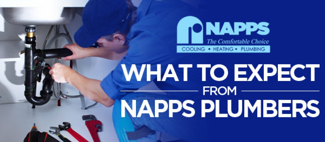 What To Expect From Napps Plumbers